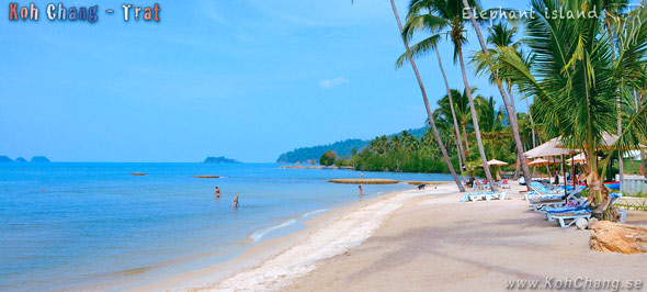 Bailan Bay Beach, Koh Chang